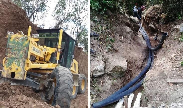 Persisten dificultades viales y en el acueducto de Colombia Huila