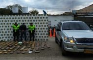 Incautan millonario cargamento de marihuana en la vía Pitalito – Mocoa