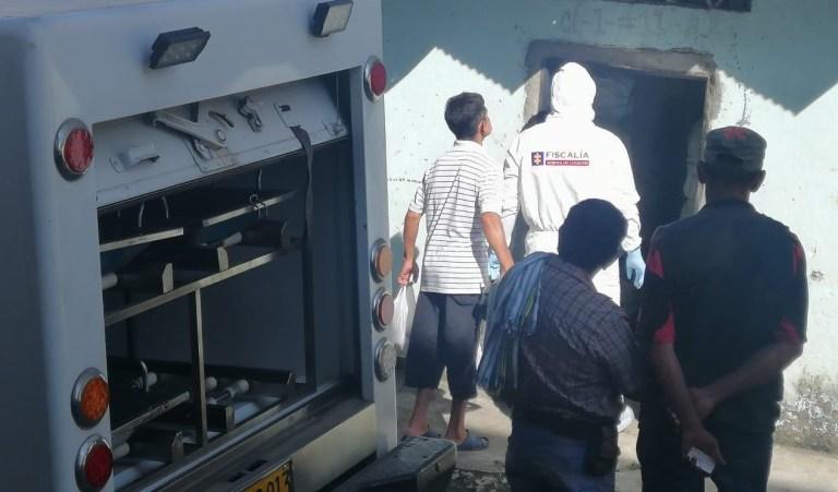 Comerciante de la plaza de mercado, se suicidó en Garzón