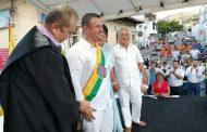 Tomó posesión como nuevo alcalde de Garzón, Leonardo Valenzuela
