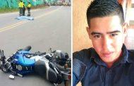Motociclista murió tras accidentarse en la vía Campoalegre – Neiva