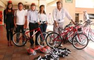 Entregarán bicicletas a niños y jóvenes de zonas rurales dispersas