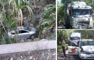 Accidentes viales con personas lesionadas en Tarqui y Campoalegre