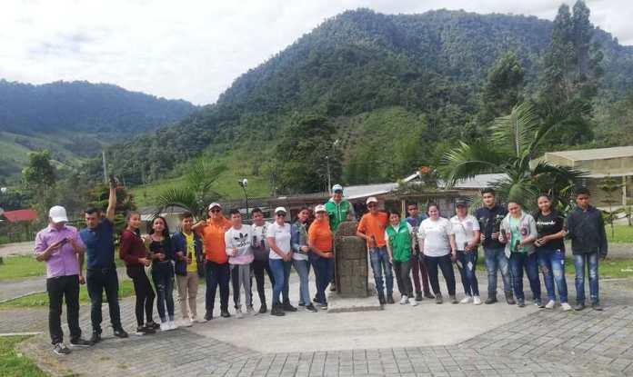 Conformado grupo de monitoreo ambiental comunitario en Saladoblanco