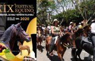 Autoridades suspenden celebración del XIX Festival Equino en Tello