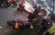 Cruce de disparos entre delincuentes y agentes policiales en Pitalito
