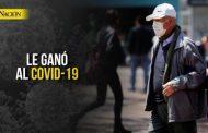 En Neiva, un hombre contagiado con el Covid-19 se recuperó