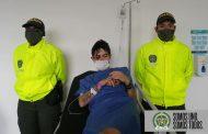 CAPTURADO POSIBLE RESPONSABLE DEL HOMICIDIO DEL ADULTO MAYOR EN ZONA RURAL DE GIGANTE.