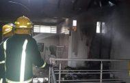 Cortocircuito generó incendio a una vivienda en zona rural de Timaná