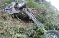 Un muerto y tres heridos en accidente vial ocurrido en La Plata